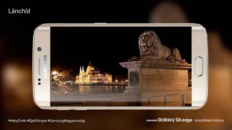 A Samsung Galaxy S6 prémium okostelefon népszerűsítésére kitalált pályázat során a játékban résztvevők megnyerhetik a csúcsmodellt